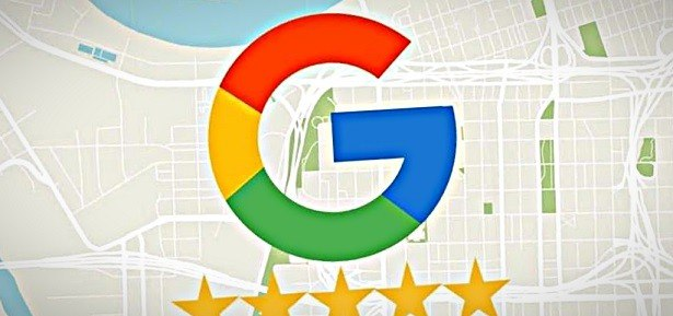 Order reviews Google Maps Canada