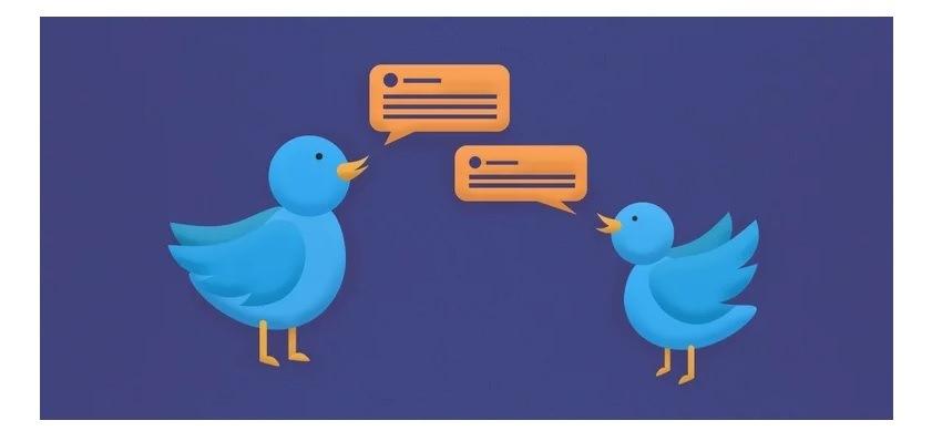Твиттер чат - как создать