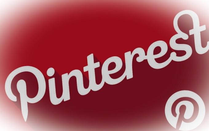 Социальная сесть Pinterest