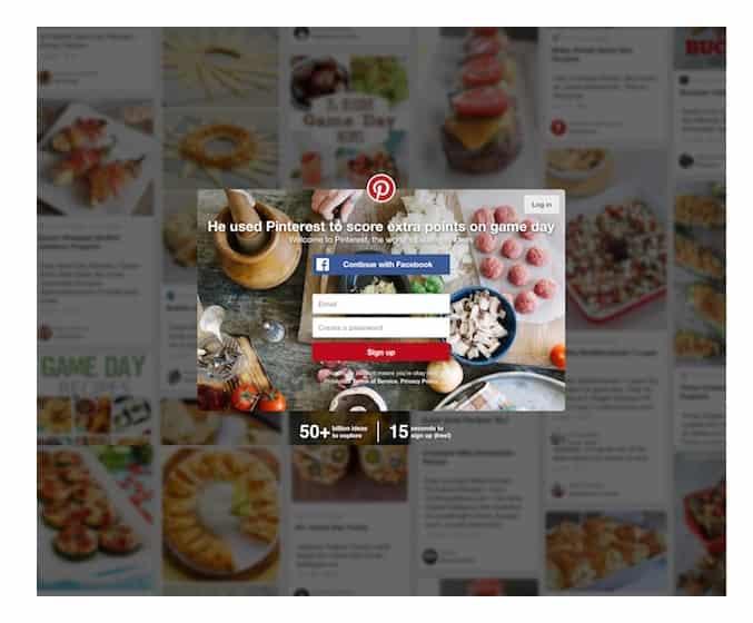 Pinterest и их маркетинг цифровой